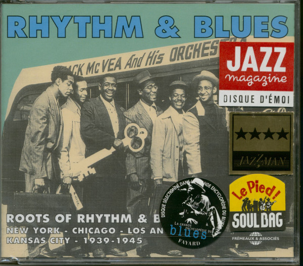 Roots Of Rhythm & Blues 1939-45 2-CD