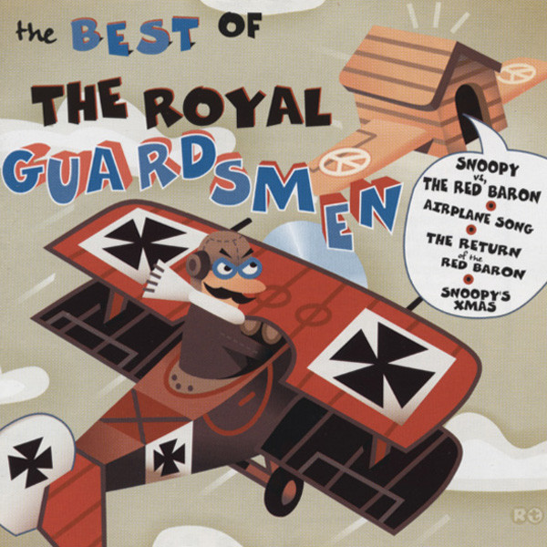The Best Of The Royal Guardsmen (CD)