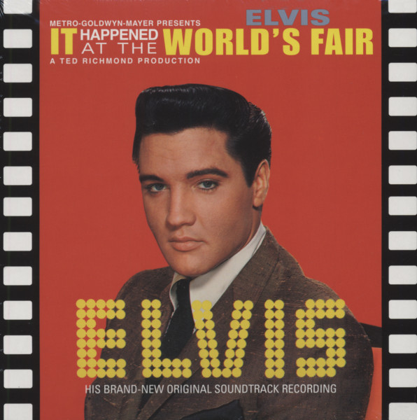 It Happened At The World's Fair (CD, Deluxe Edition)