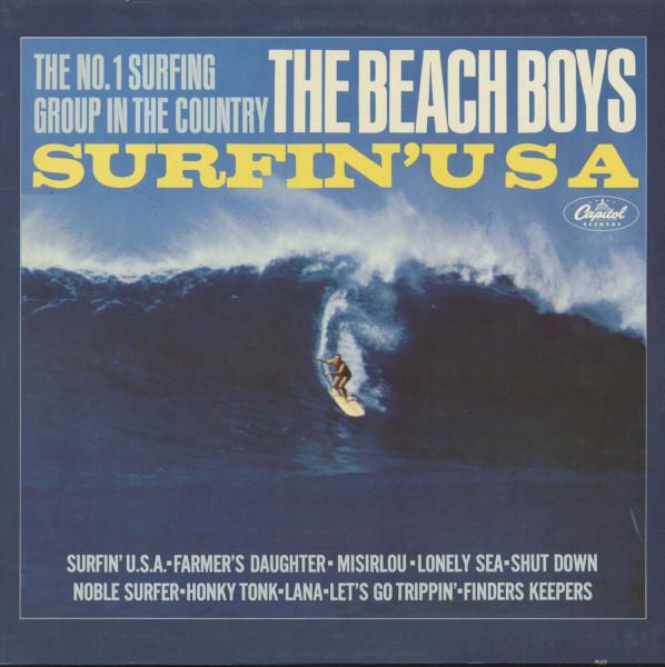 Surfin U.S.A. (LP)
