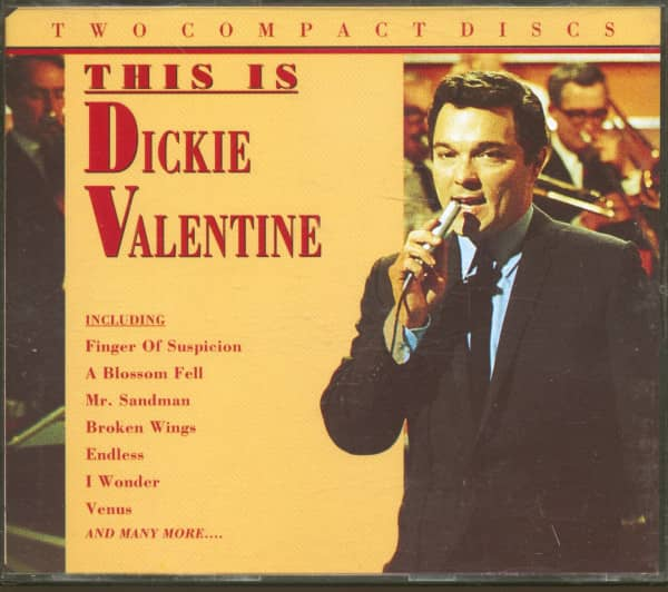 This Is Dickie Valentine (2-CD)