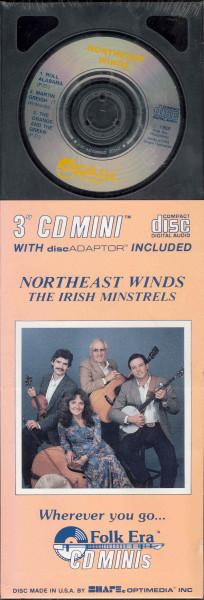 The Irish Minstrels - CD Single