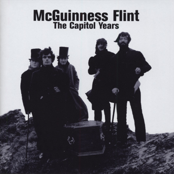 Mcguinness Flint The Capitol Years