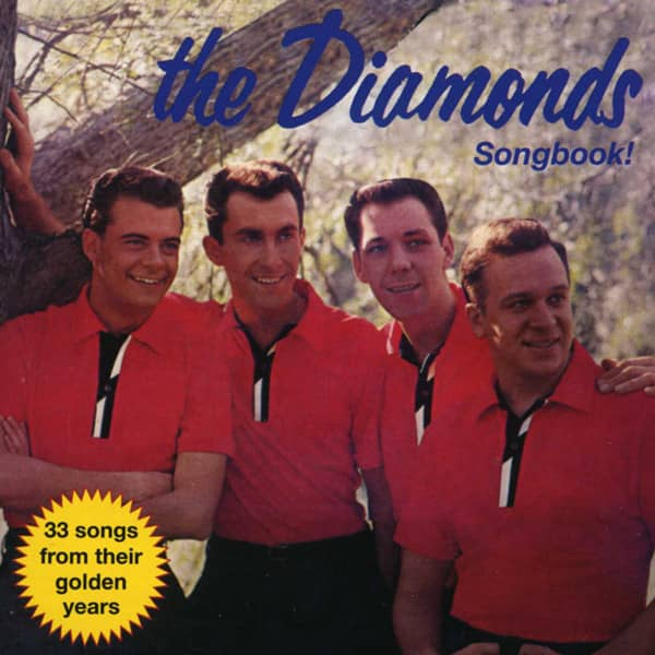 Diamonds Songbook - 33 From The Golden Years