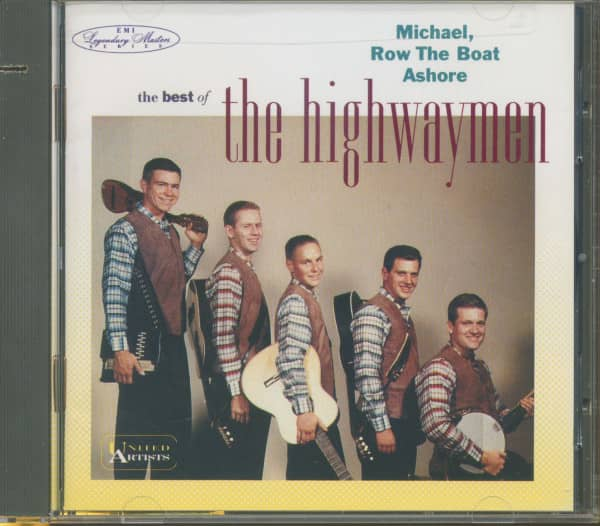 Michael, Row The Boat Ashore - The Best Of The Highwaymen (CD, Cut-Out)