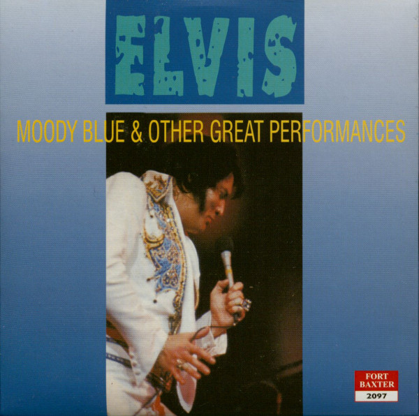 Moody Blue & Other Great Performances (CD)