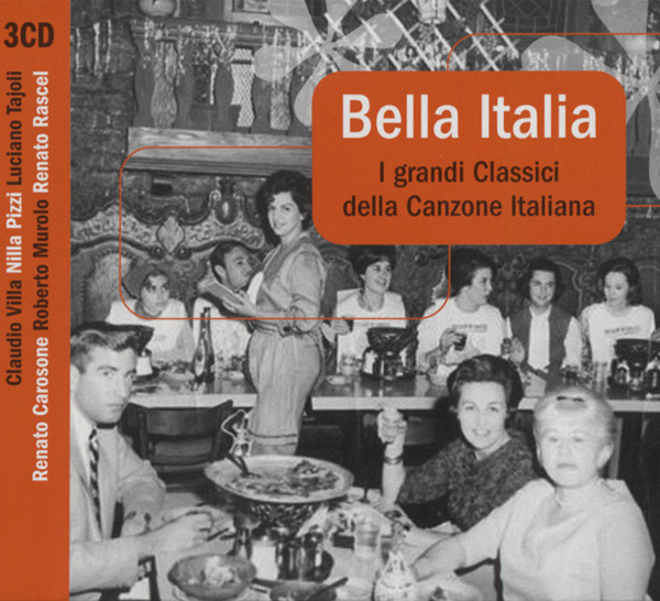 Va Bella Italia 3-CD