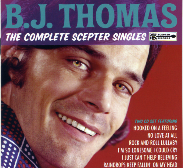 Thomas, B.j. The Complete Scepter Singles (2-CD)