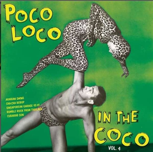 Poco Loco In The Coco Vol.4 (LP)