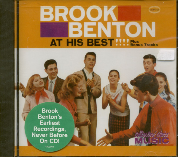 At His Best... plus (CD)