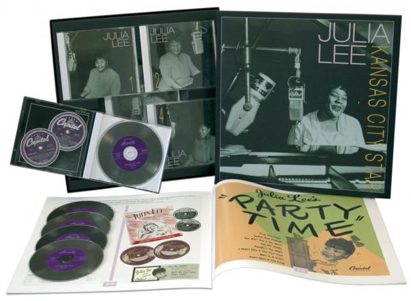 Kansas City Star (5-CD Deluxe Box Set)