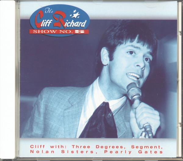 It's Cliff Richard - Show No.5 (CD)
