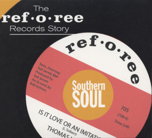 Va The Ref-O-Ree Records Story - Southern Soul