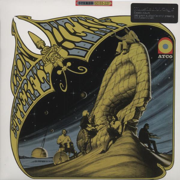 Iron Butterfly Heavy (1967) 180g Vinyl