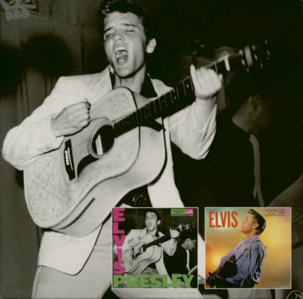 Elvis Presley & Elvis (2-CD incl. Bonus Tracks)