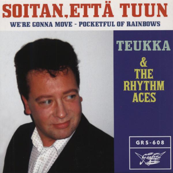 Teukka & The Rhythm Aces Soita, Ettae Tuun - Papersleeve Single
