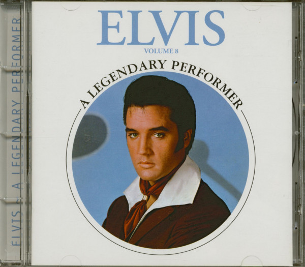 A Legendary Performer Vol.8 (CD)