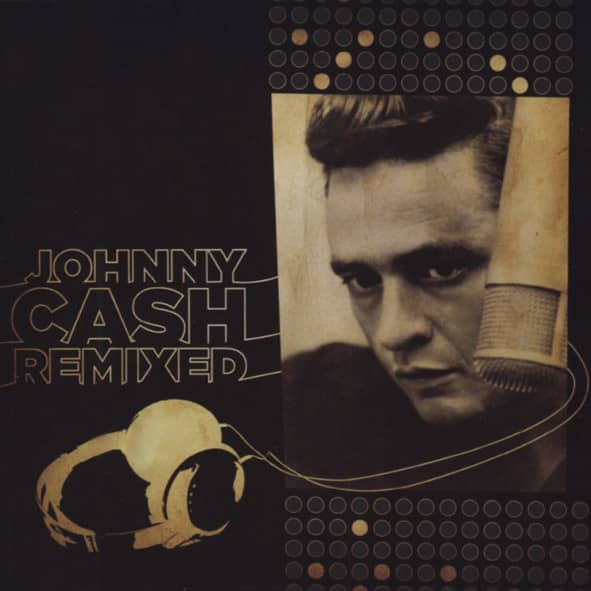 Johnny Cash Remixed (CD&DVD)