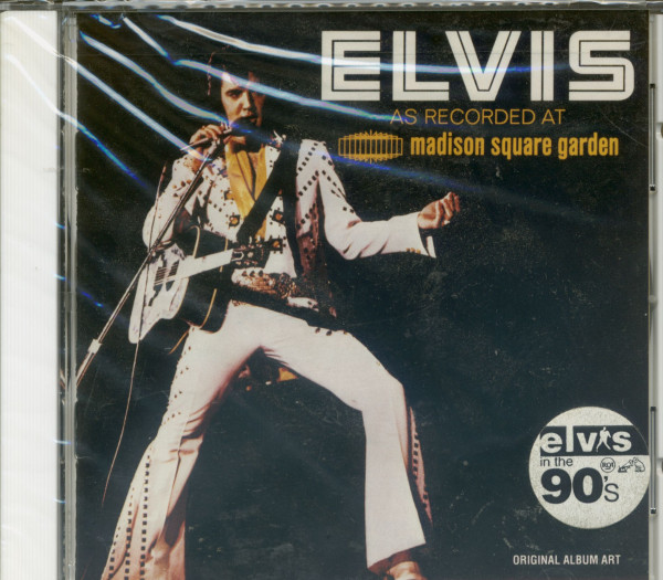 At Madison Square Garden (CD)