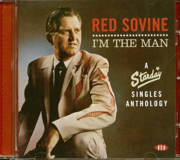 I'm The Man - A Starday Singles Anthology (CD)