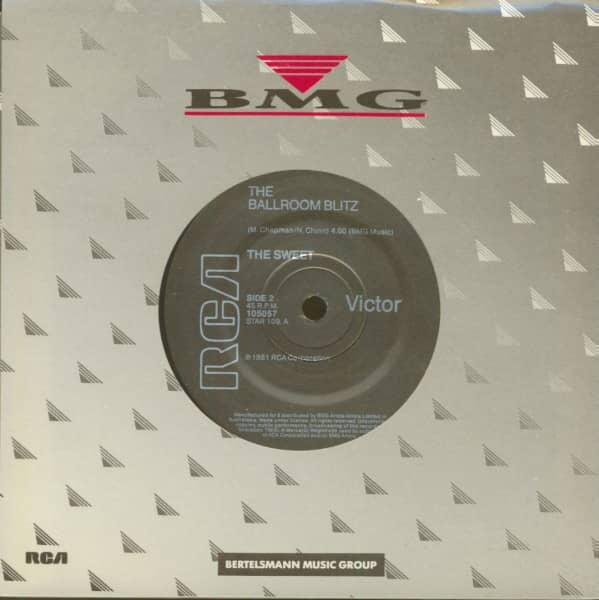 Ballroom Blitz - Peppermint Twist (7inch Single, 45rpm, CS, SC)