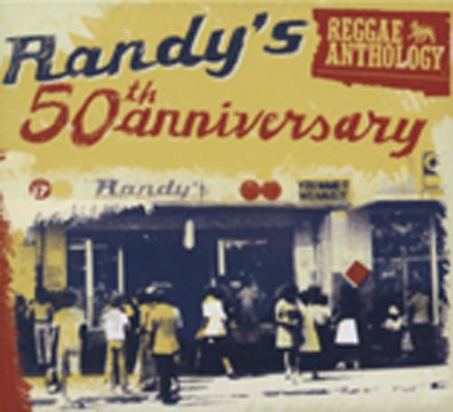 Va Randy's 50th - Reggae Anthology (2-CD&DVD)