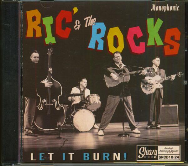 Let It Burn (CD)