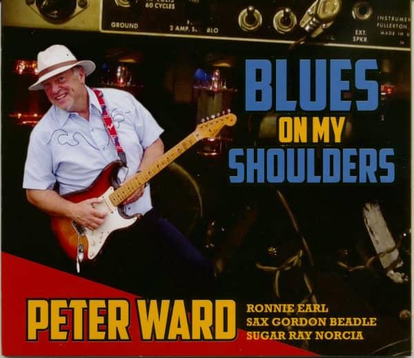 Blues On My Shoulders (CD)