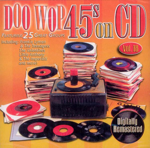 Va Vol.18, Doo Wop 45s On CD