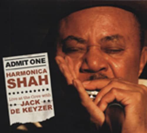 Harmonica Shah Live At The Cove