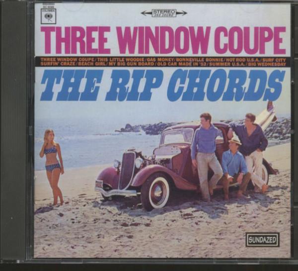 Three Window Coupe (CD)