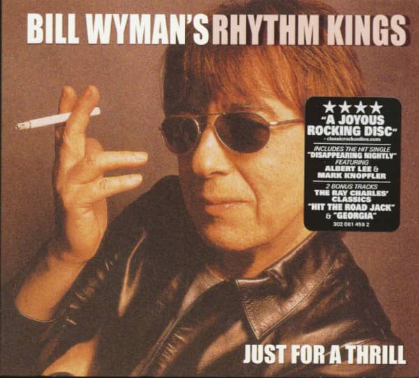 Just For A Thrill (CD)