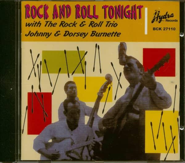 Rock & Roll Tonight (CD)