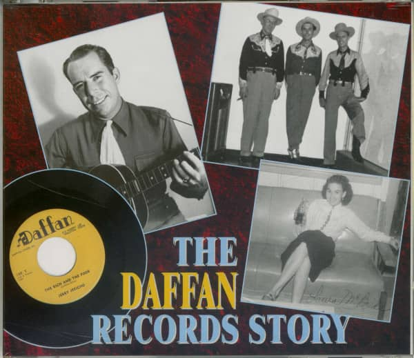The Daffan Records Story (2-CD)