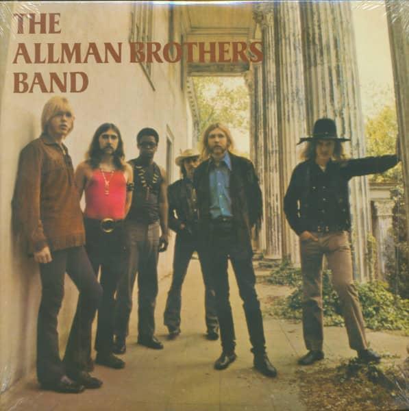 The Allman Brothers Band (2-LP, 180g Vinyl)