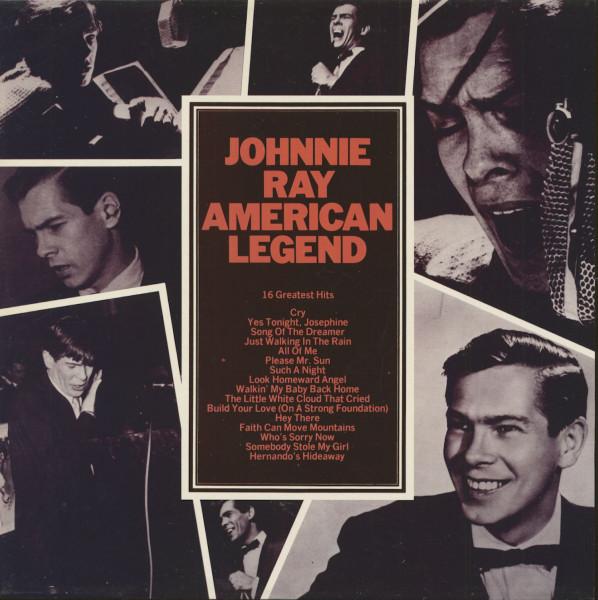 American Legend - 16 Greatest Hits (LP)