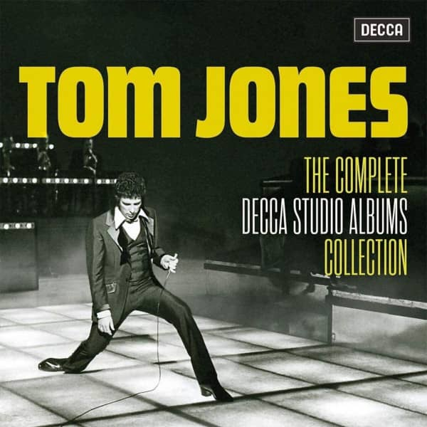 The Complete Decca Studio Albums Collection (17-CD)