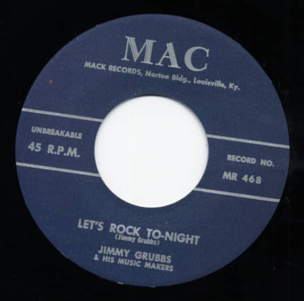 Let's Rock To-Night - You're Gone (7inch, 45rpm)