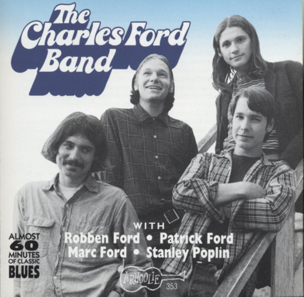 Charles Ford Band The Charles Ford Band