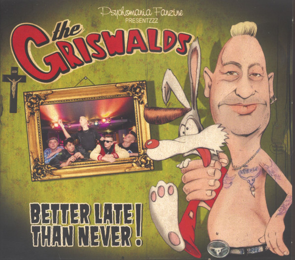 Better Late Than Never (CD)
