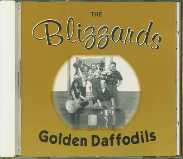 Golden Daffodils (CD)