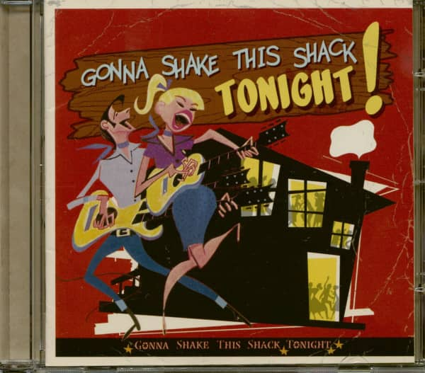 Gonna Shake This Shack Tonight! Vol.1 - From The Vaults Of RCA & X Records (CD)