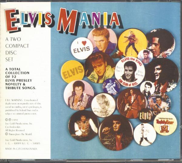 Elvis Mania (2-CD)