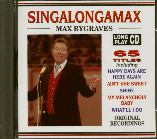 Singalongamax (CD)