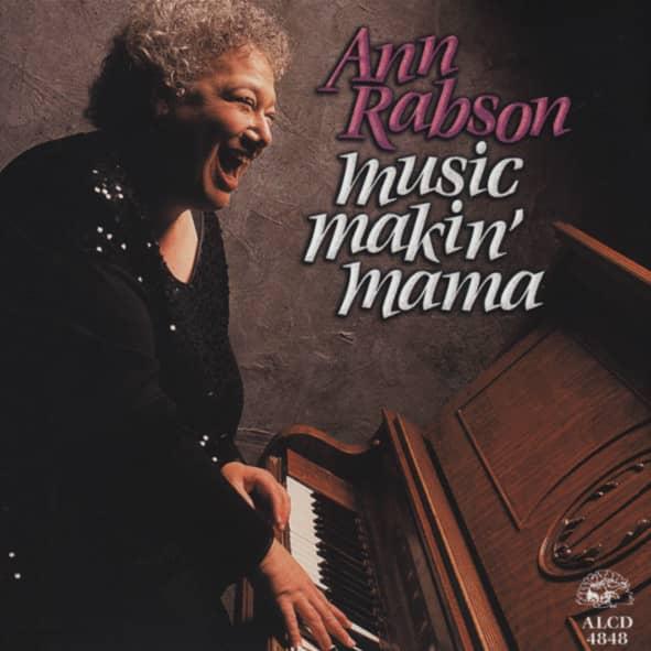 Rabson, Ann Music Makin' Mama