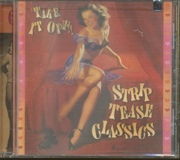 Take It Off - Striptease Classics (CD)