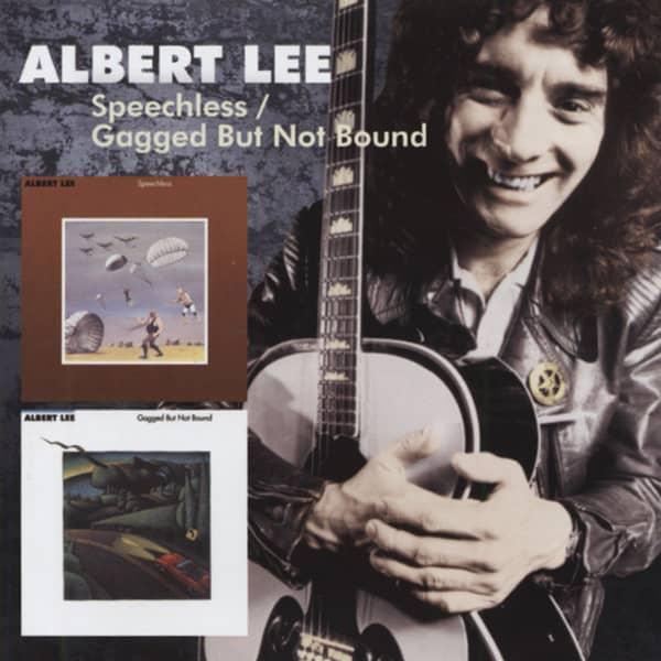 Lee, Albert Speechless & Gagged But Not Bound