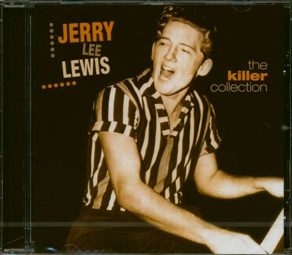 Lewis, Jerry Lee The Killer Collection
