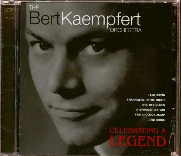 Celebrating A Legend (CD)