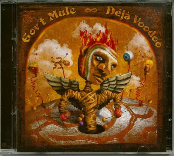 Gov't Mule Deja Voodoo (2-CD)